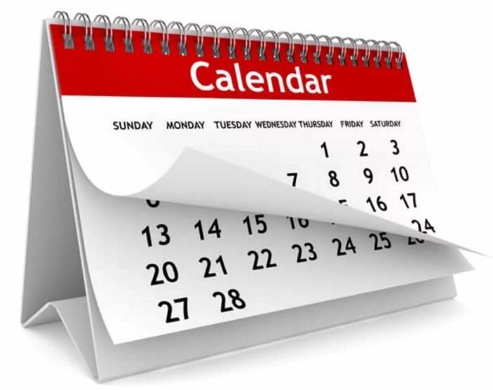 Календарь с праздниками
